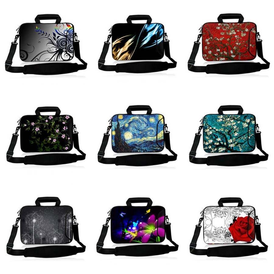 10 12 13 14 15 17 Notebook Taška přes rameno 10.1 11,6 12,3 13,3 14,1 15,4 15,6 17,3 Přenosný kufřík na notebook pro MacBook Air 15 SB-hot3