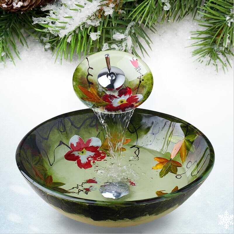Online Buy Wholesale purple glass bowl from China purple glass bowl ...