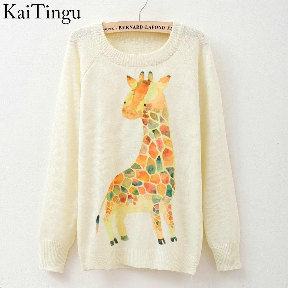 Popular Giraffe Sweater-Buy Cheap Giraffe Sweater lots ...