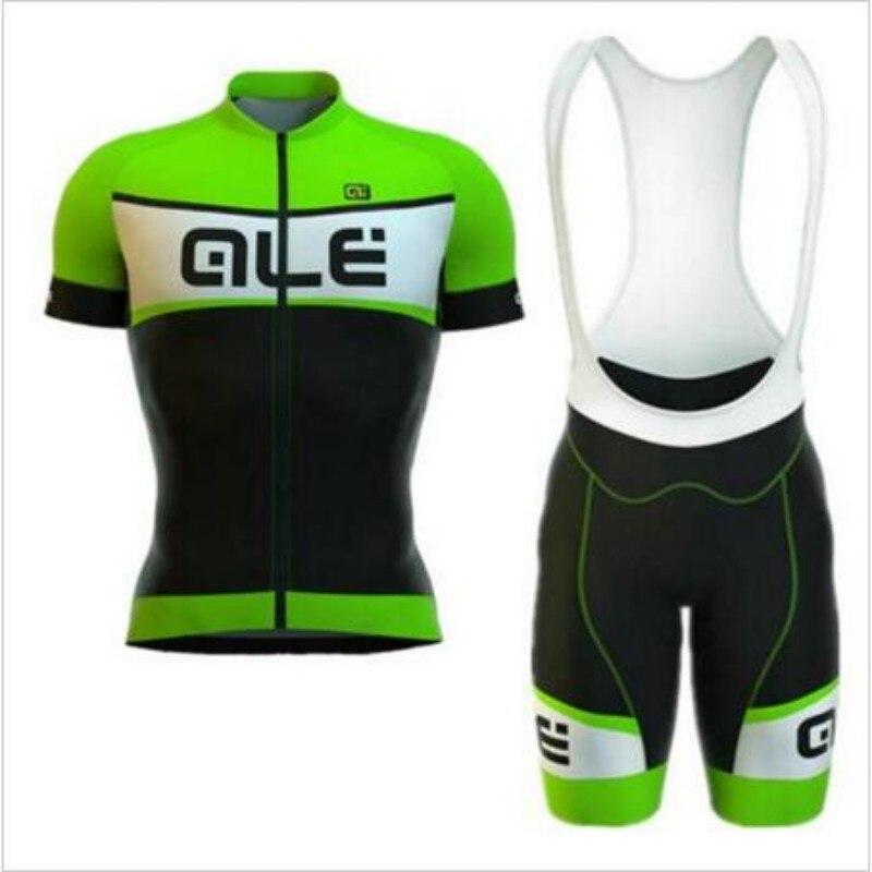 2017 ale ciclismo jersey hombres zip transpirable de secado rápido ciclismo clot