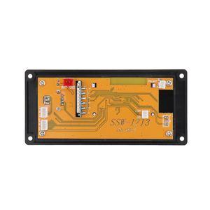 Image 5 - DC 9 12V samochód MP3 AudioDecoder pokładzie bluetooth USB SD FM AUX dekodowanie plików WMA MP3 moduł DIY głośnik Amp domu teatr