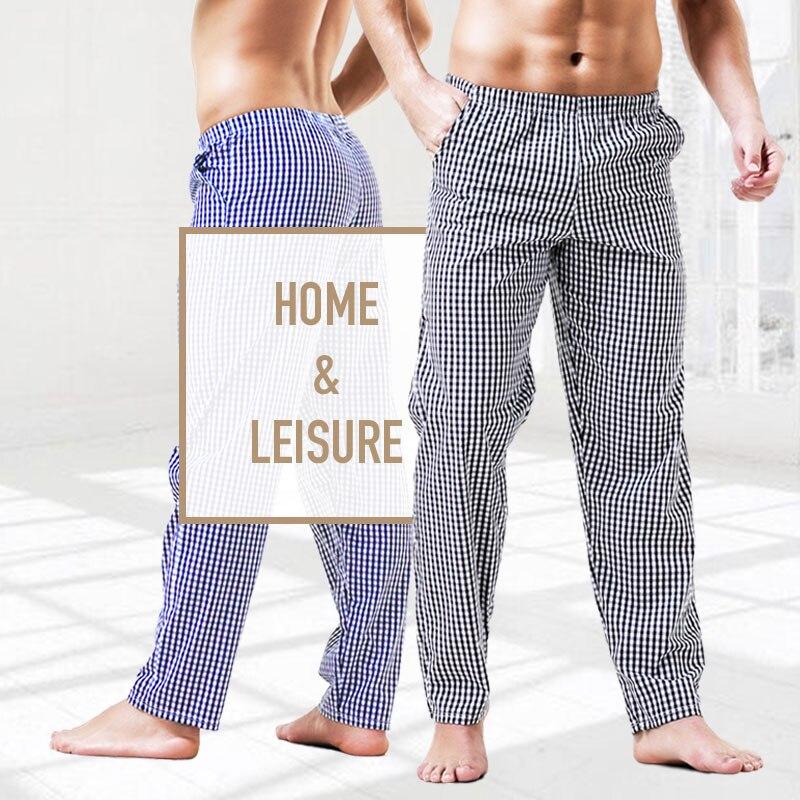 Mens Underwear Cotton Homme Mens Panties Breathable Home Sleep Wear