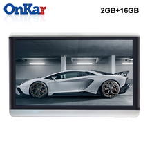 цены на ONKAR 1 pcs 12.5 inch headrest monitor screen 2+16GB 1920*1080 HD 1080P support mirror link wifi FM radio SD HDMI av in/out  в интернет-магазинах