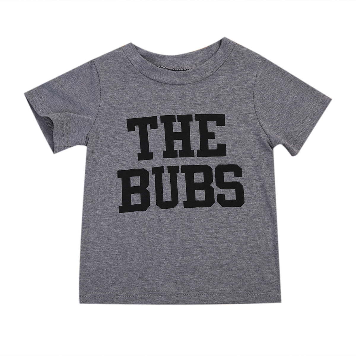 Unisex the bubs kids t shirts infant baby toddler boy girl for Boys short sleeve t shirts