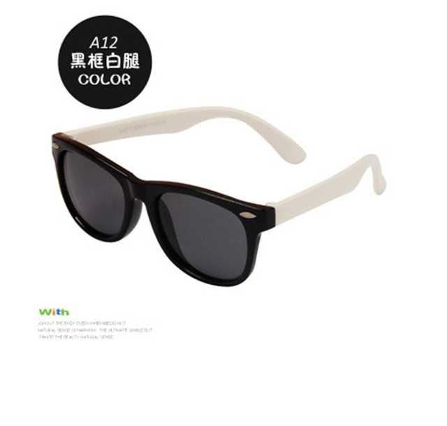 39935264a36f4 2019 Nova Meninas Crianças Óculos de sol Crianças Óculos de Sol Óculos  Polarizados Óculos de Lentes
