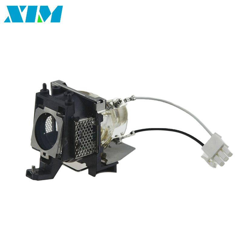 ФОТО Xim-lisa Factory Brand NEW Replacement Projector Lamp with Housing 5J.J1S01.001 for BENQ MP620p/W100/MP610/MP610-B5A Projectors