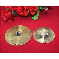 1Pcs Vintage Round Ring Furniture Door Pull Handle Metal Cabinet Dresser Drawer Knobs Clasp,Bronze Color,
