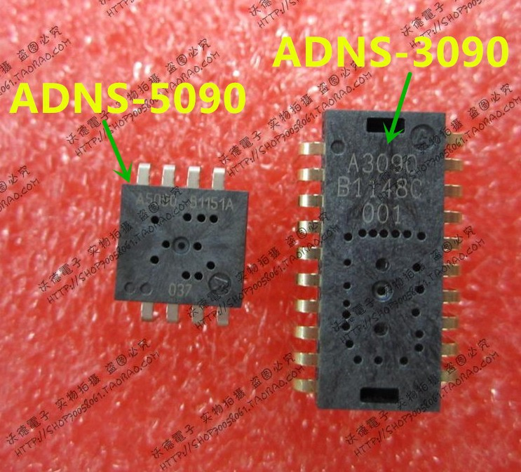 5PCS/LOT Avago adns-5090  low power optical mouse sensor mouse ic