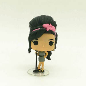 Funko Model-Toy Collectible Vinyl-Figure Winehouse Rocks:amy Cheap No Imperfect No-Box