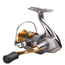 Shimano SEDONA NEW Spinning Fishing Reel 3+1BB G-Free Body Carretilha De Pesca Molinete Peche Hagane Gear Saltewater Carp Coil