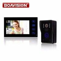 2 4G 7 TFT Wireless Video Door Phone Intercom Doorbell Home Security Camera Monitor Color Video