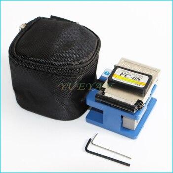YUEYANTX alta precisión Metal Material cuchilla de la fibra óptica conector FC-6S fibra óptica Cleaver utilizado en FTTX FTTH envío libre