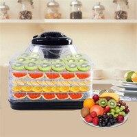 5 Bandeja de Frutas Secas Máquina Frutas E Legumes Desidratação Máquina Ferramenta de Cozinha de Alimentos à base de Carne Seca KC37011