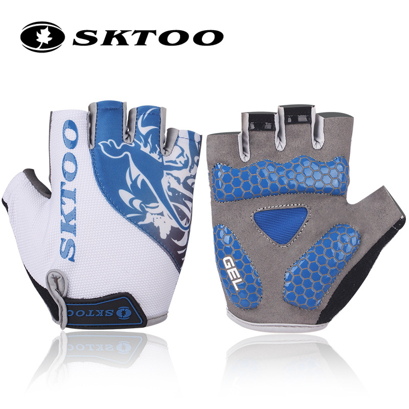 mtb cycling gloves half finger bicycle gloves for bike cycle bycicle glove accessories s ...