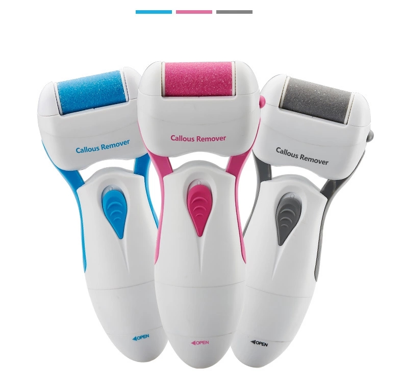 Foot Care Pedicure Machine Roller ElectricFoot Heel Cuticles Remover Express  Dead Skin Callus Removal Home Feet Care Device callus remover foot care tool pedicure machine 4pcs roller electric foot heel cuticles shaver express dead skin removal s4243