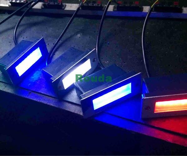 aliexpress koop 170 70 55mm verzonken led floor lichten 3 w