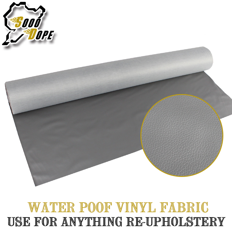 Can Be Wiped Clean Flexible and Foldable auto interior Durability Mildew Resistant Marine Vinyl Material Multi color &Sizes