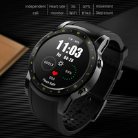 Smart Watch Men Heart Rate Monitor HW1 Wristwatch GPS Sport Watches Fitness Tracker Bluetooth Bracelet SIM Card for Android IOS