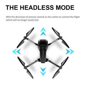 Image 5 - Visuo 禅 K1 gps rc ドローン 4 18k 広角 hd デュアルカメラで 5 グラム wifi fpv ブラシレスドローン quadcopter 50 倍ズーム 28 分 vs F11