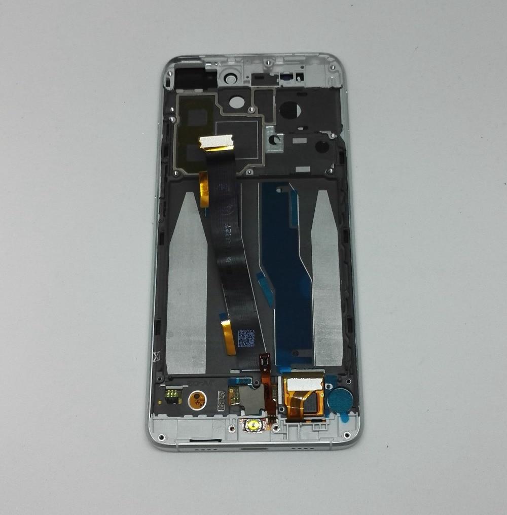 5.15 Lcd Display Screen+Touch glass digitizer Frame assembly for Xiaomi Mi5 m5 xiao mi mi5 Pantalla WCDMA white/black