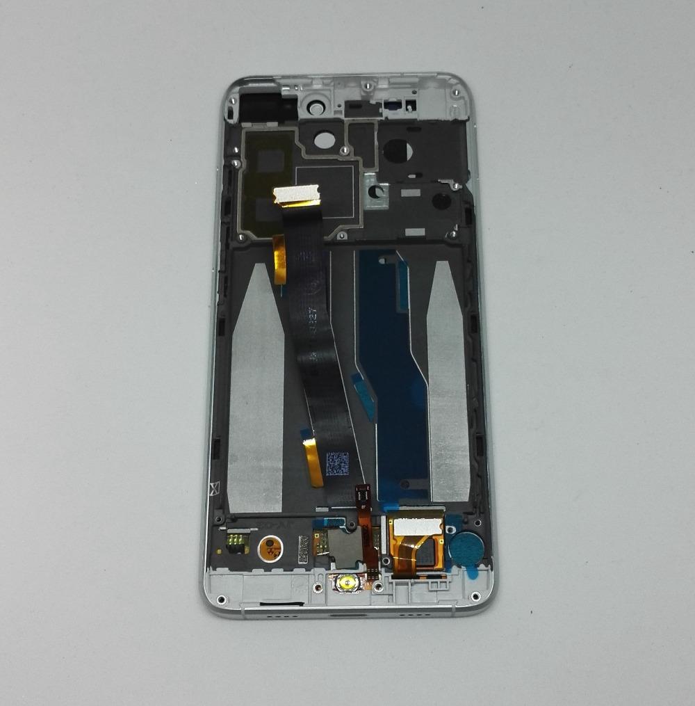 """Prix pour 5.15 """"lcd affichage écran + tactile en verre digitizer cadre assemblée pour xiaomi mi5 m5 xiao mi mi5 pantalla wcdma blanc/noir"""