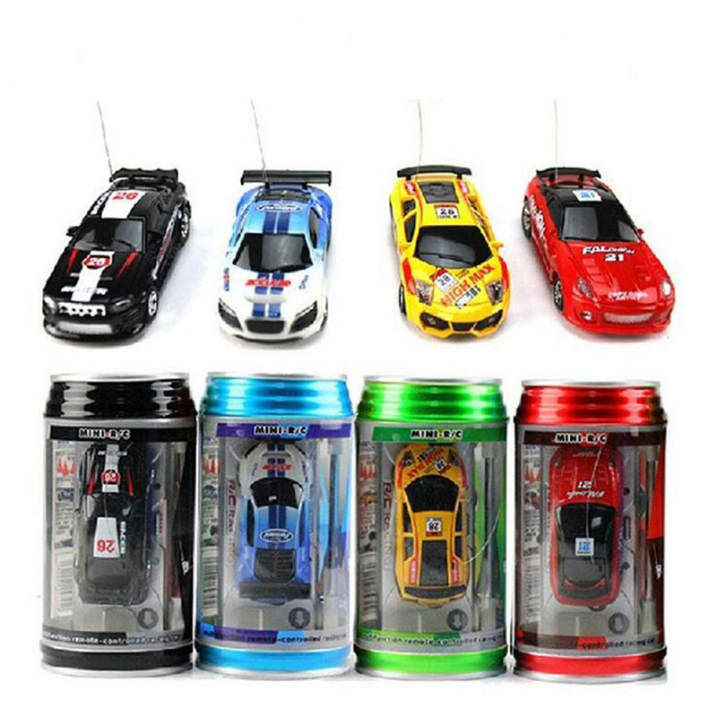 New Children s remote control car charging mini cans pot high speed drift car 1 63