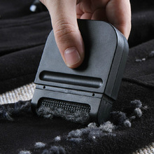 Mini portable hair remover household manual clothes burster brush sweater shaving machine clipper<br>