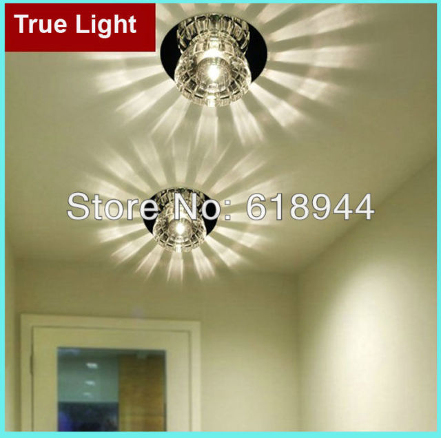 Aliexpress.com : Buy Modern Crystal Ceiling Light Lighting ...