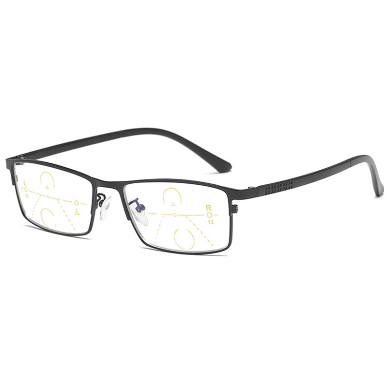 Multi focal Progressive Reading Glasses Men Presbyopic Diopter Eyeglasses Male Eyewear 1 0 1 5 2 0 2 5 3 0 3 5 YQ599 in Men 39 s Reading Glasses from Apparel Accessories