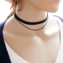Chokers Necklaces For Women Pendant Fashion Jewellery