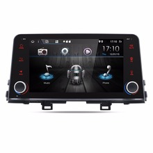 KLYDE 8 1 Din Car Radio 8 Core Android 8 1 For KIA PICANTO MORNING 2017