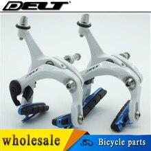 Cheaper NEW Bicycle c brake C clip Caliper-Side Pull 47-62mm for Urban Fixed gear bike Road CNC shoes