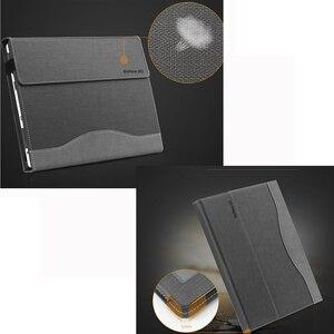 Image 3 - กรณีออกแบบใหม่สำหรับ Microsoft Surface Go 10 นิ้วพรีเมี่ยม PU แท็บเล็ตหนังคุณภาพสูงแล็ปท็อปโน้ตบุ๊คแป้นพิมพ์ของขวัญ