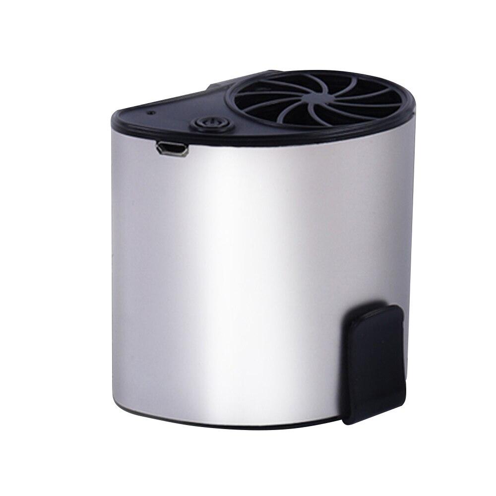 Usb Mini Air Conditioner Mini Low Noise Usb Rechargeable