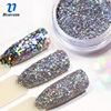 2g/Box Laser Galaxy Holo Flakes Nail Glitter Holographic Nail Sequin Paillettes Nail Chrome Flakes Laser Flakes
