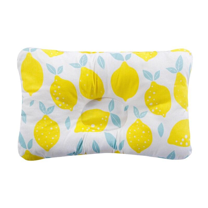 [Simfamily] новая Брендовая детская подушка для новорожденных, поддержка сна, вогнутая подушка, подушка для малышей, подушка для детей с плоской головкой, детская подушка - Цвет: NO4