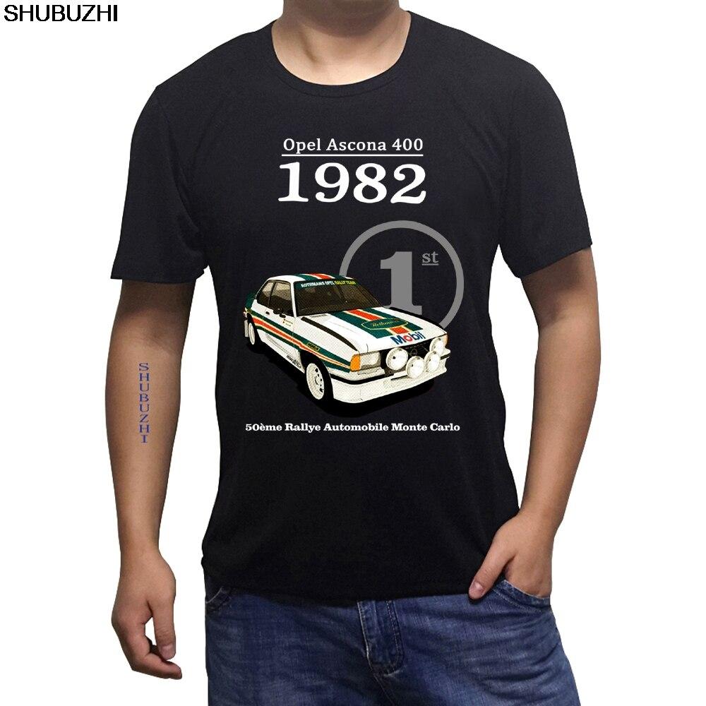 Fettiges Essen Zu Verdauen Herrenbekleidung & Zubehör Opel Ascona 1982 T Hemd Klassische Auto Rally Track Geburtstag PrÄsentieren Geschenk 1980er Sbz1306 Um Zu Helfen