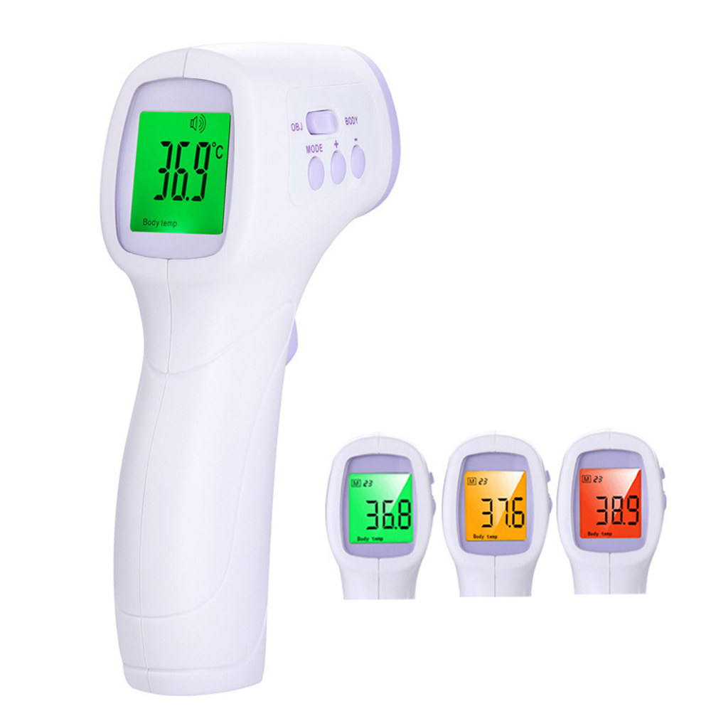 Mother & Kids 2019 Baby/adult Digital Termomete Infrared Forehead Body Thermometer Gun Non-contact Medical Electronic Termometro Children Thermometers