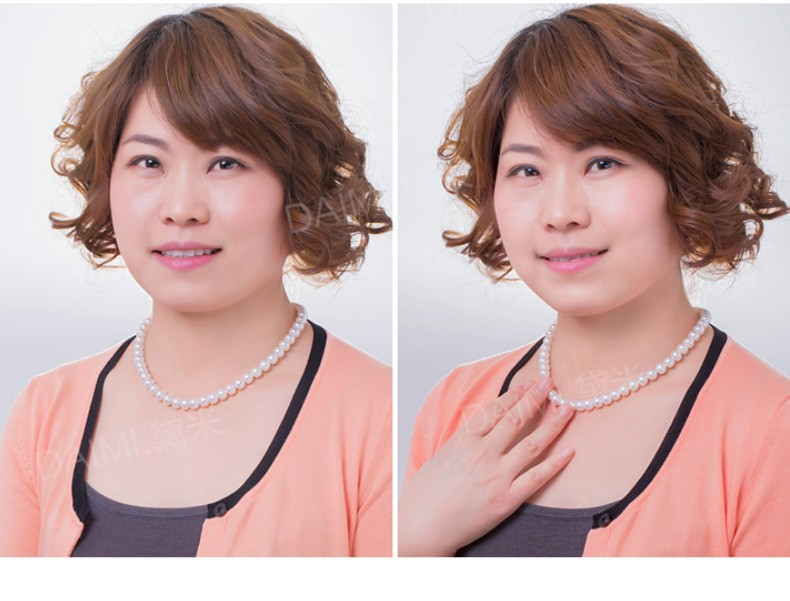 natural pearl necklace  (20)