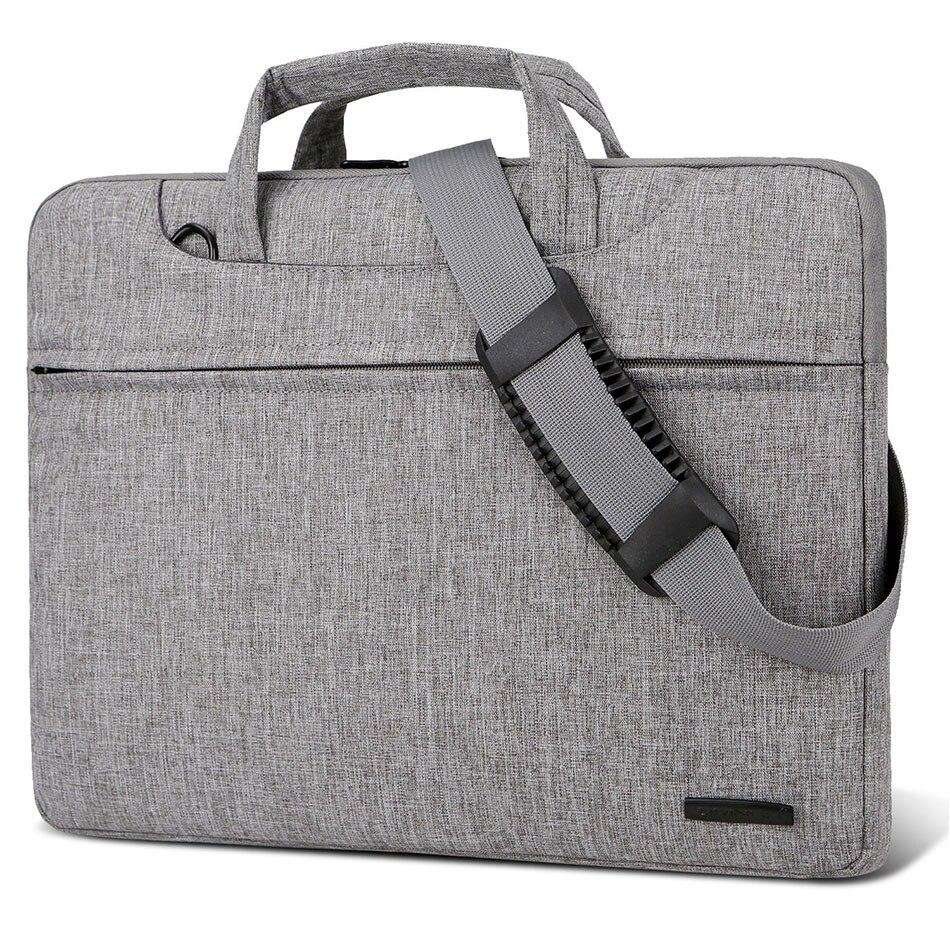 BRINCH High Quality Laptop Messenger Bag Waterproof Computer Notebook Briefcase Lightweight Shoulder Bag Handbag For Women Men