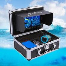 Erchang DV3524 видео Запись Рыболокаторы Камера подводный Водонепроницаемый Рыбалка Fishfinder 1000TVL инфракрасный подледной рыбалки Камера