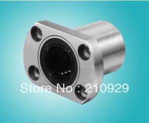 10pcs LMH12UU 12mm H Flange Linear Bearing Ball Bushing 12x21x30mm CNC Parts