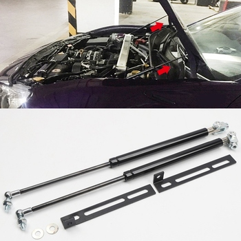 Car Front Hood Engine Cover Supporting Hydraulic rod Lift Strut Spring Shock Bars for Subaru Brz for Toyota 86 Gt86 2012- 2017 1