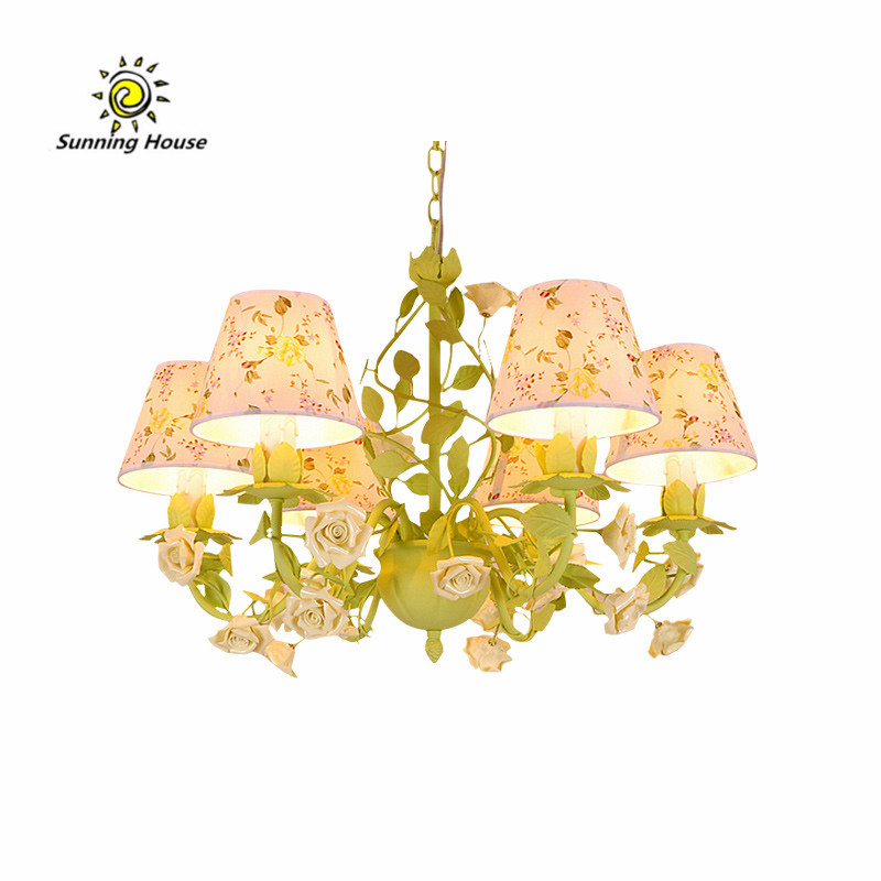 Kids Room Chandelier For Kitchen Bedroom Living Room Light Luxury Chandelier Light Modern Chandelier Lighting Indoor