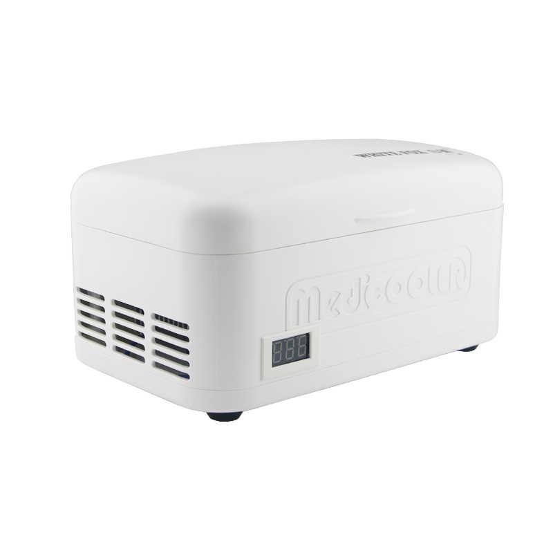 ポータブルインスリン収納クーラーバッグ糖尿病のインスリンクーラーボックス定温度冷蔵庫ミニ冷蔵庫アイスボックス