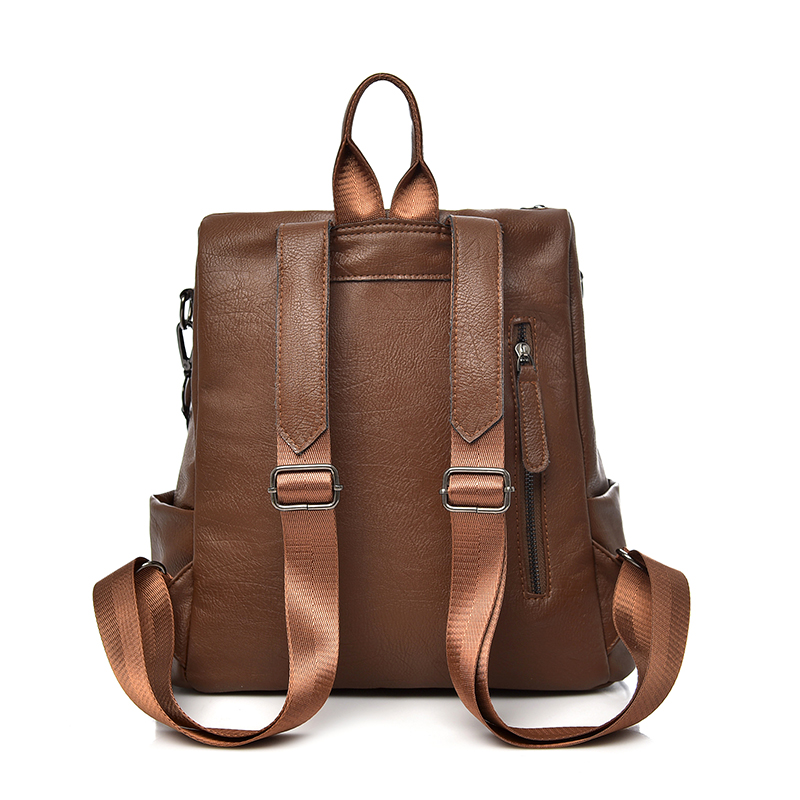 YILIAN backpack 2019 new leisure travel bag multi functional large capacity student bag in Backpacks from Luggage Bags