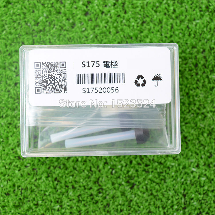 Free Shipping 1 Pair Electrodes For S175 S176 S177 Fusion Splicer