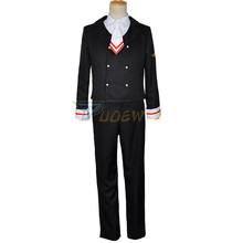 Anime Cardcaptor Sakura Clearcard Cosplay Costume Kinomoto School Uniform Shaoran Li
