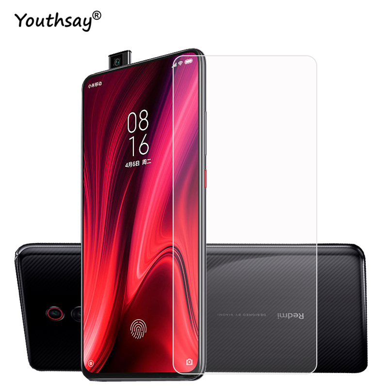 2PCS Glass For Xiaomi Redmi K20 Phone Screen Protector Tempered Glass For Xiaomi Mi 9T Glass For Redmi K20 Mi 9T Film Youthsay-in Phone Screen Protectors from Cellphones & Telecommunications