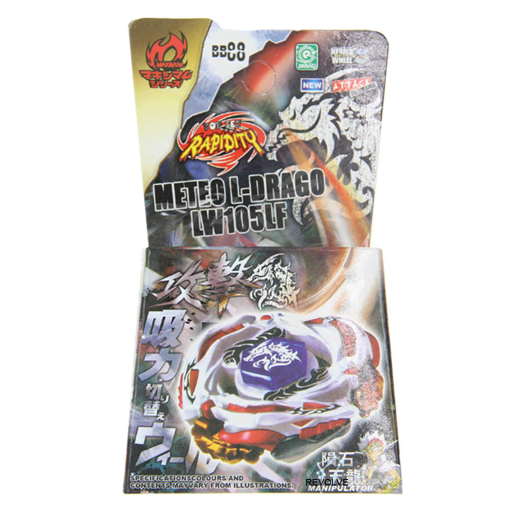 Meteo l-drago lw105lf metal masters 4d girando topo BB-88 drop shopping